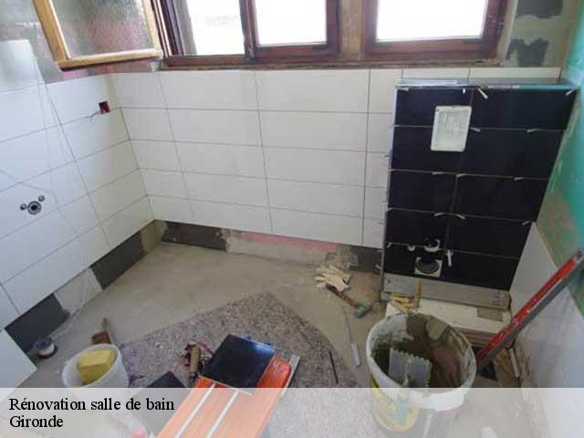 Renovation De Salle De Bain 33 Gironde Tel 05 33 06 18 84