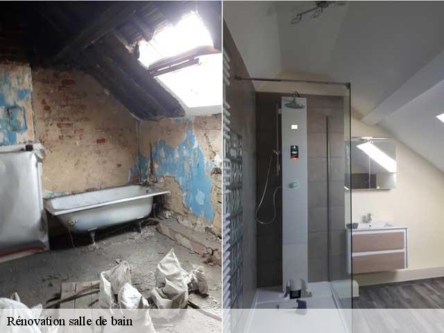 Rénovation de salle de bain à Lignan De Bordeaux tél: 05.19.65.08.59